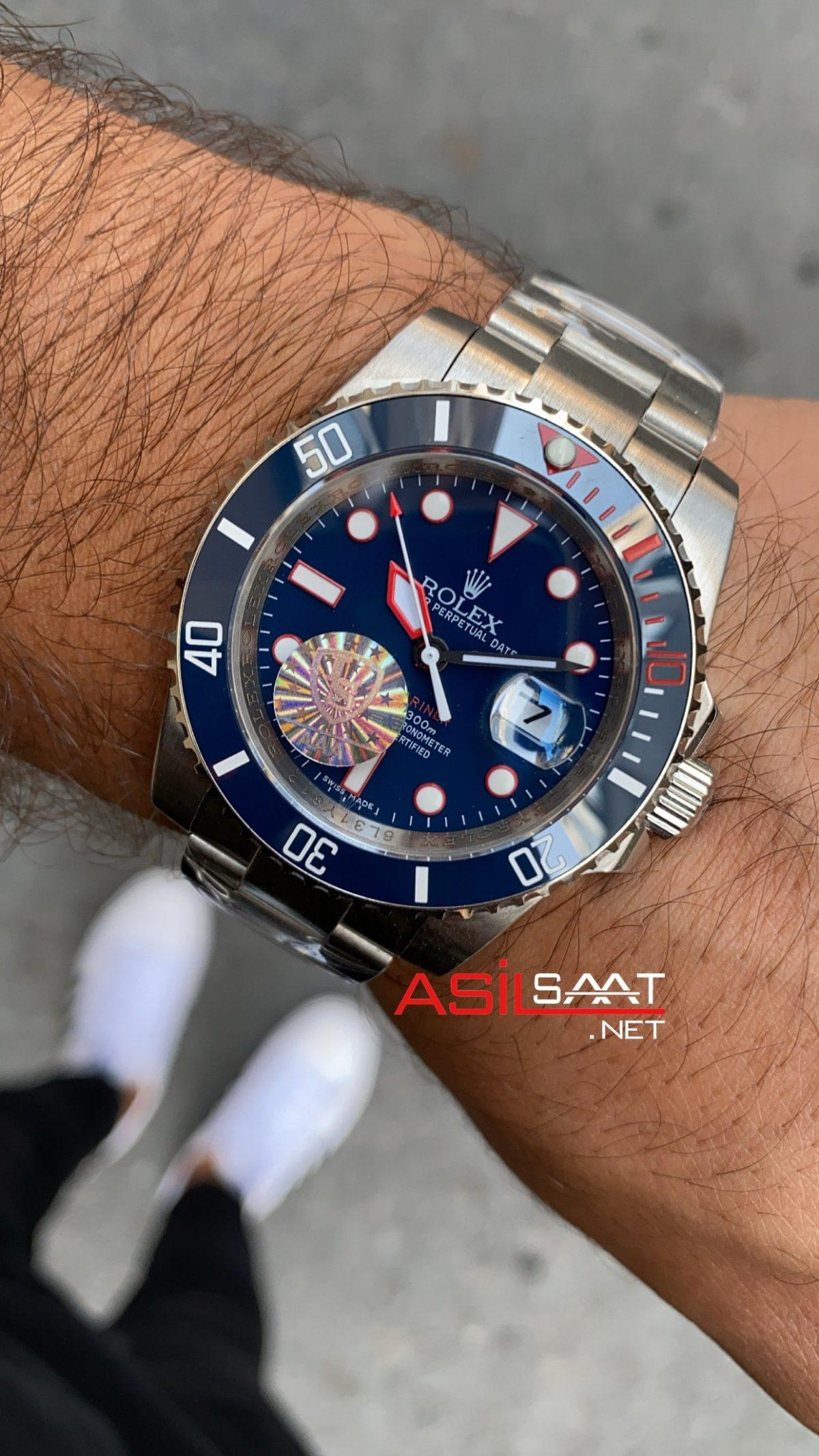 Rolex Submariner Artisans de Geneve Rough Matte Diver ROLS021