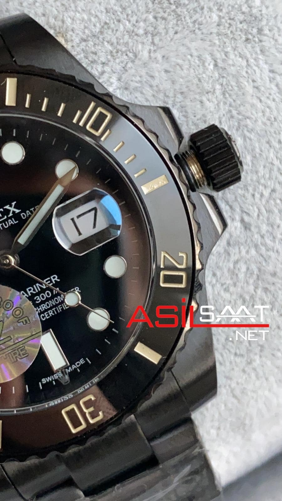 Rolex Submariner Titan ROLS014