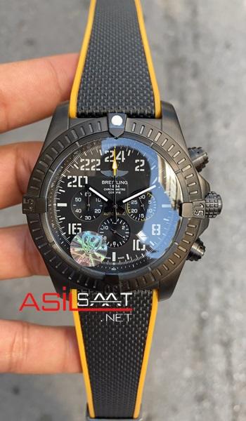 breitling-avanger-night-mission-black-chronograph-kadran-siyah-replika-saat-asdsasdas-1