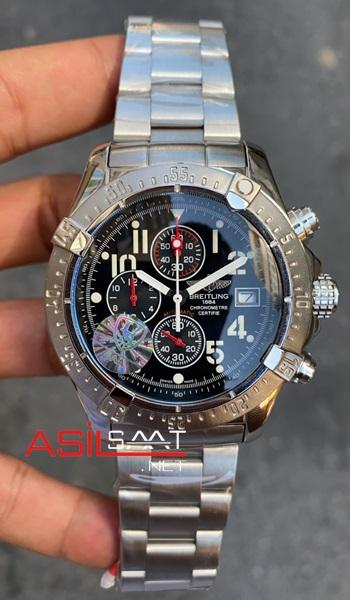 breitling-avanger-silver-chronograph-kadran-siyah-replika-saat-asdsasdsadas-1
