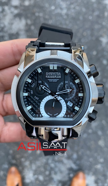 invicta-magnum-silver-black-chronograph-kadran-siyah-replika-saat-asdsasdas-1