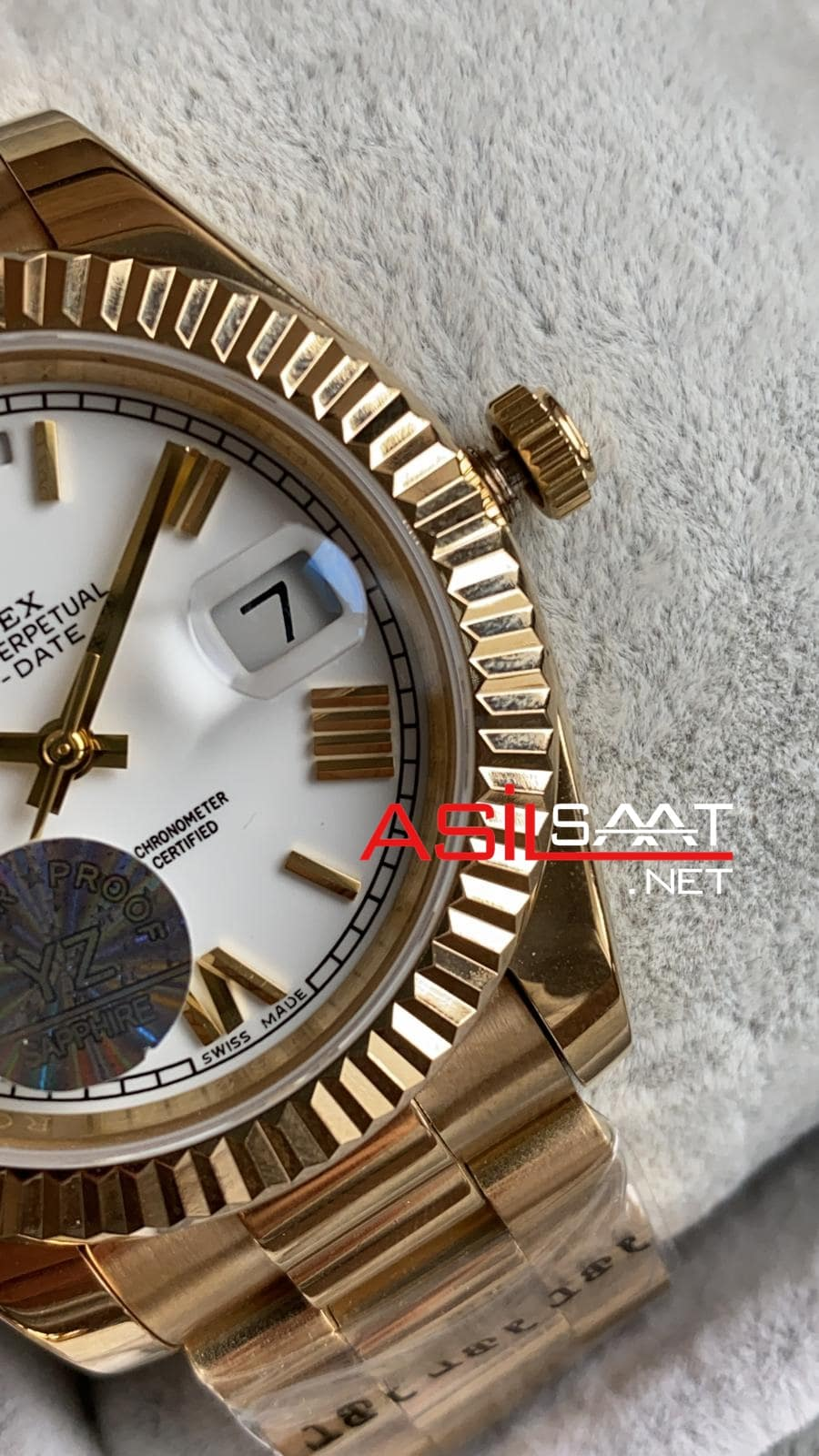 Rolex Day-Date Gold Replika Saat ROLDD022