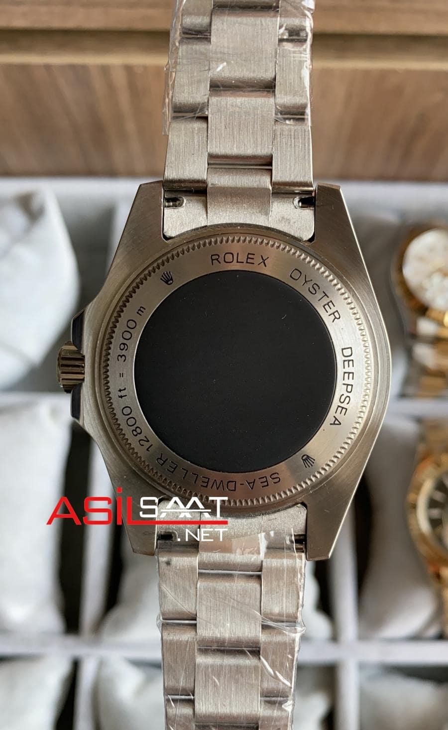 Rolex Deepsea Silver Replika Saat ROLDEP001