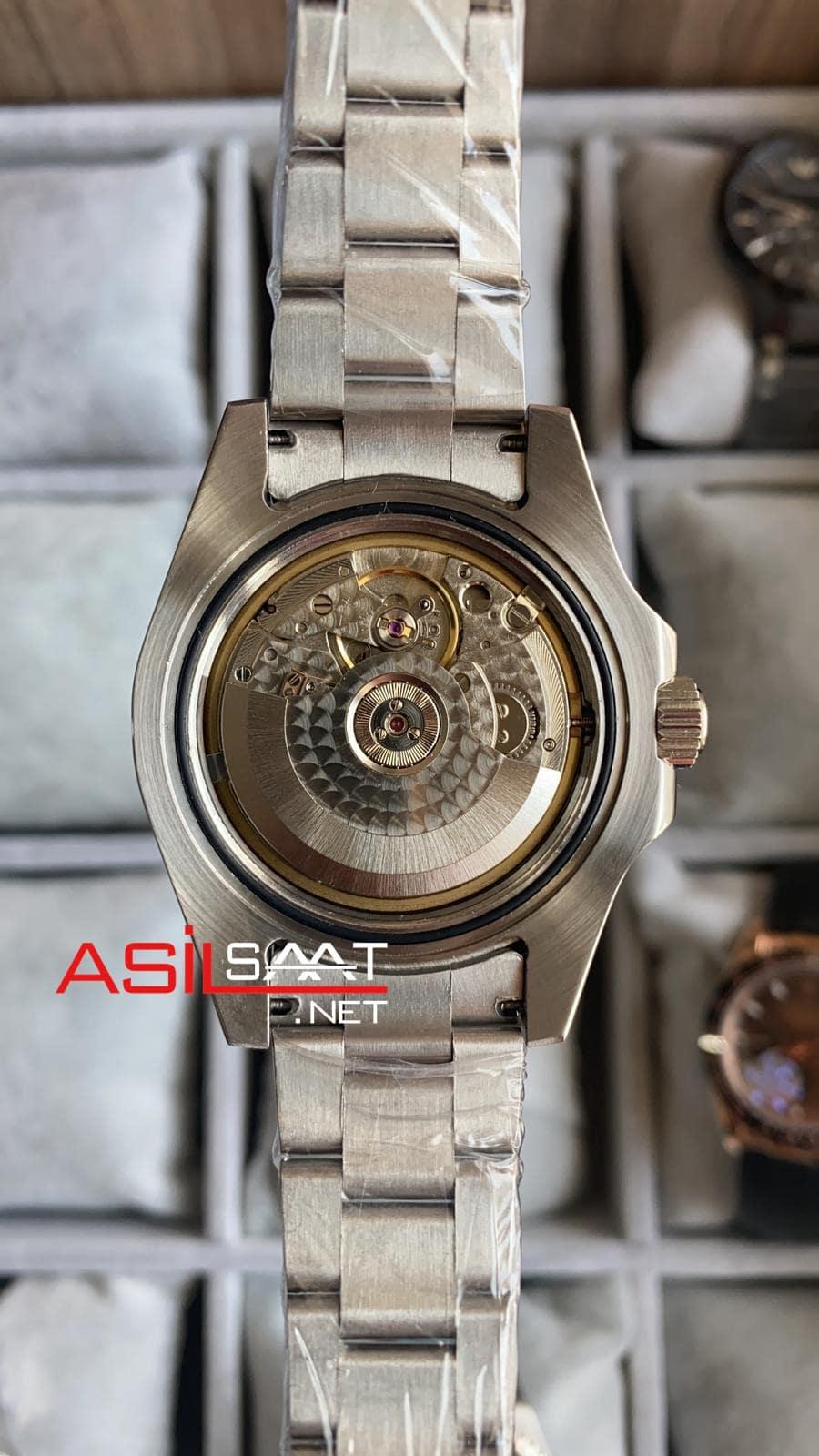 Rolex Sea-Dweller Silver Replika Saat ROLSD001