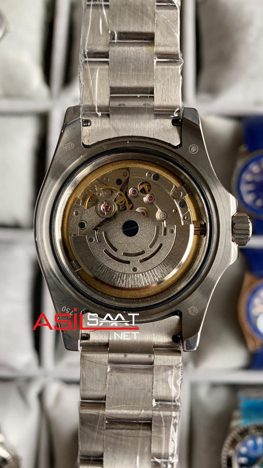 Rolex Yacht-Master Silver Replika Saat ROLYAC001