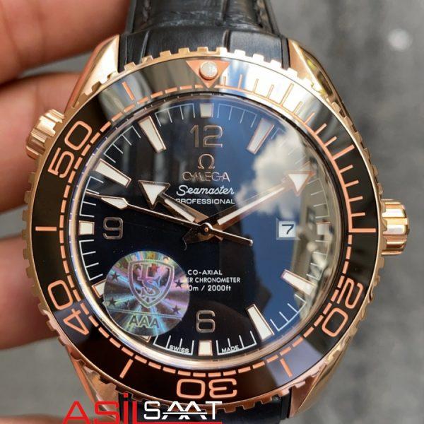OMEGA Seamaster Rosegold Replika Saat OSEA010