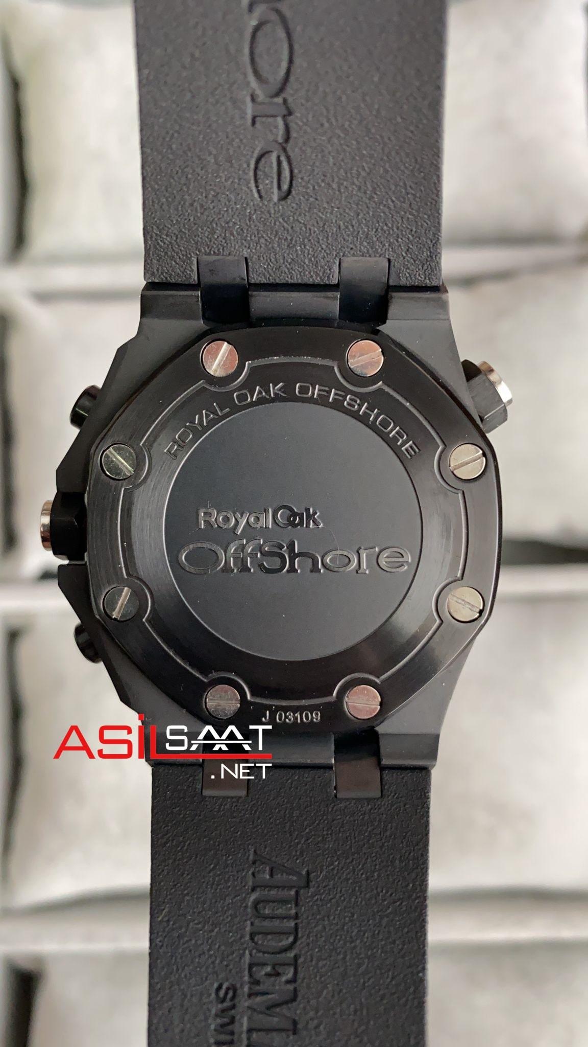 AUDEMARS PIGUET Royal Oak Offshore Black Replika Saat APOS002