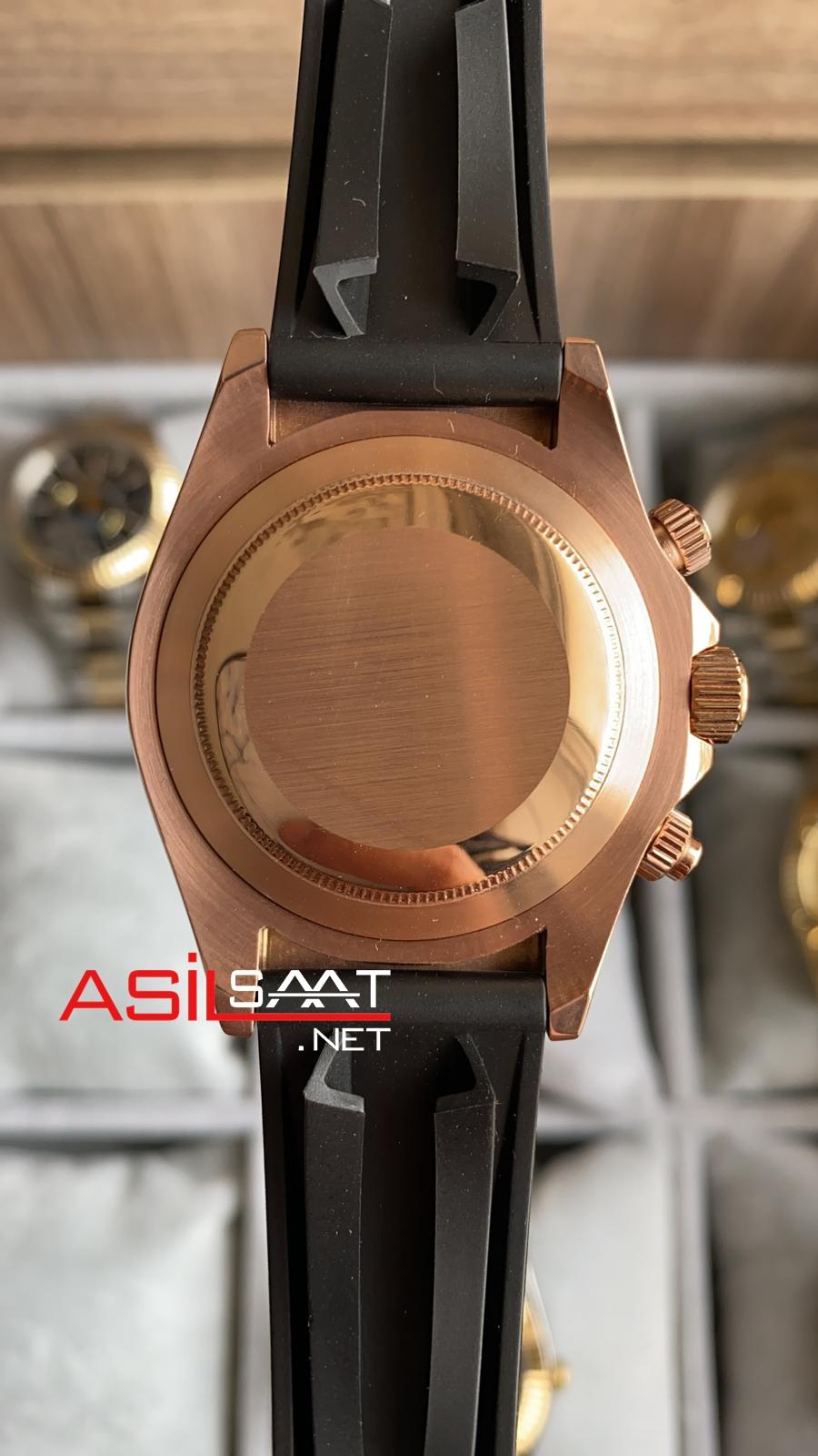 Rolex Oyster Perpetual Cosmograph Daytona Rosegold Replika Saat ROLDA029