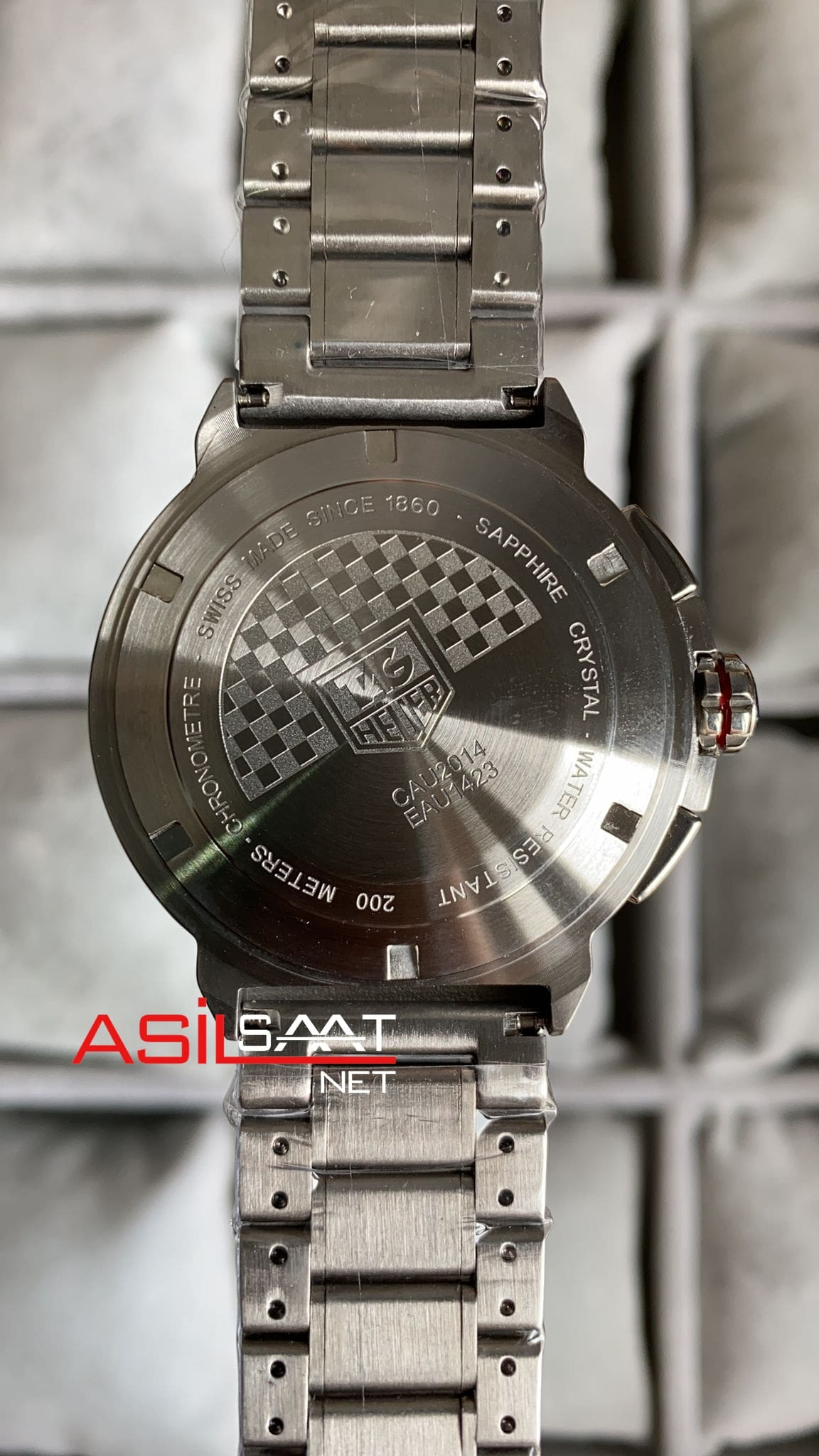 TAG Heuer Formula 1 Calibre 16 Silver Replika Saat TAGFC004