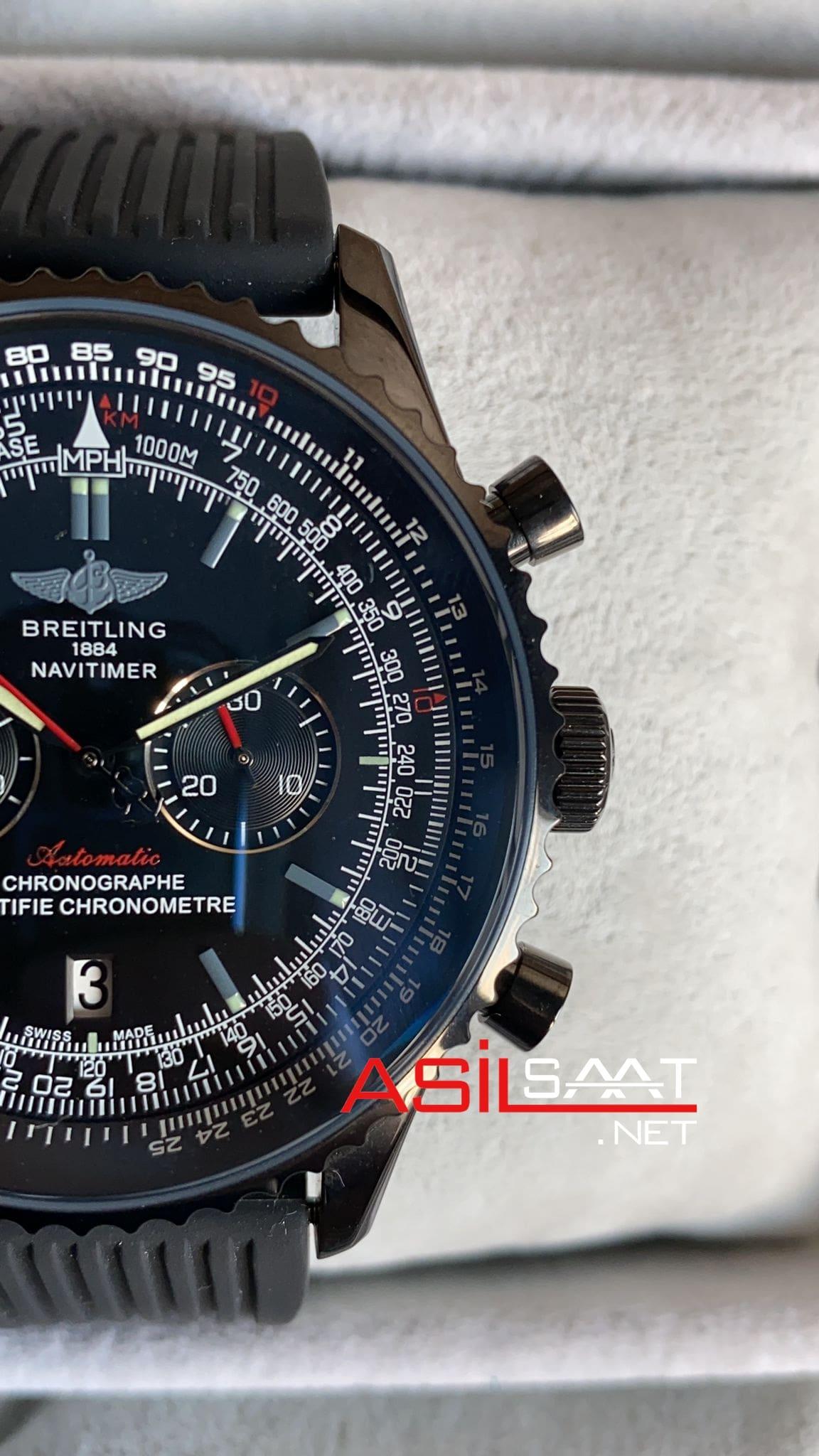 Breitling Navitimer Siyah BNAV013