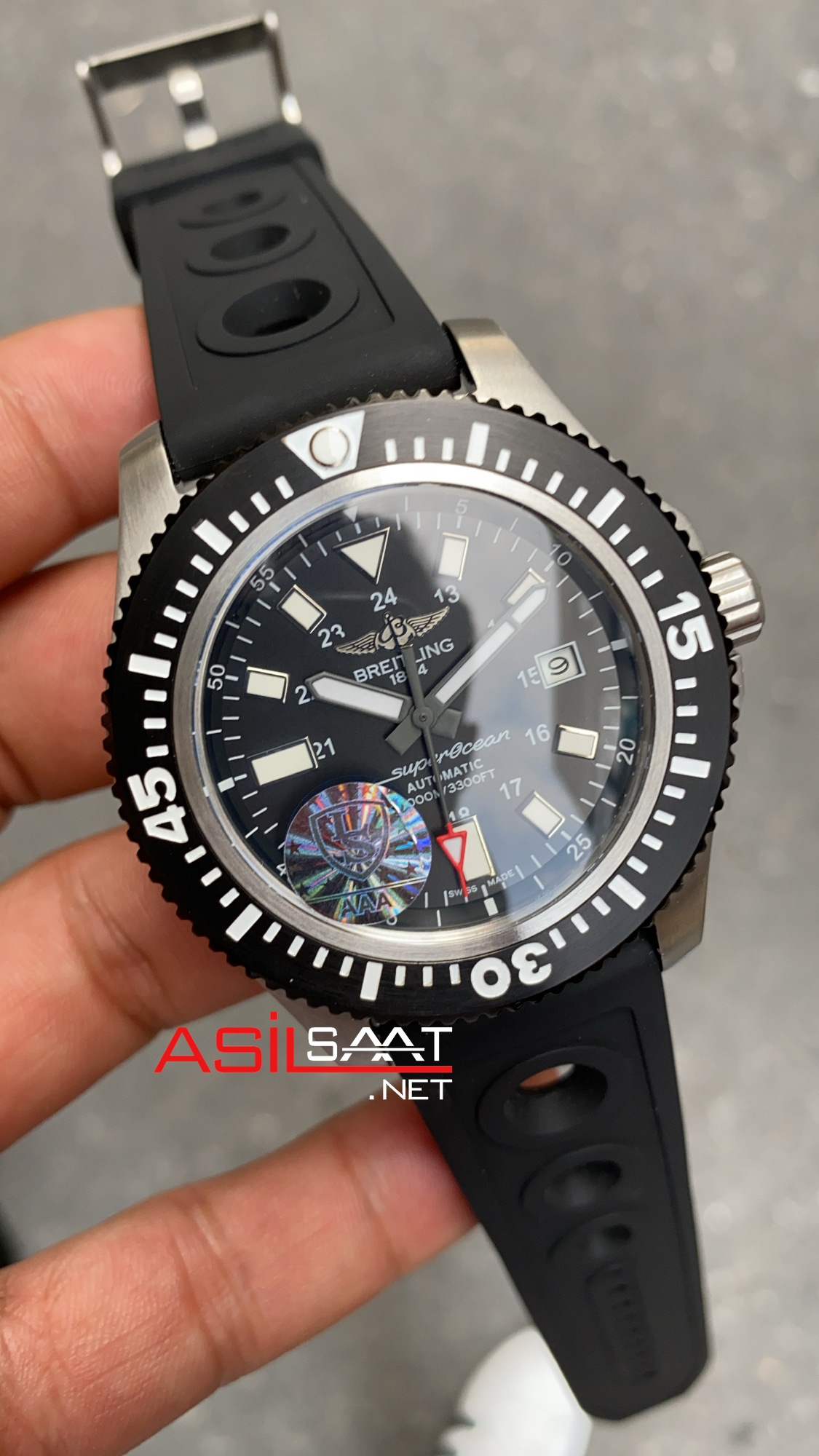 Breitling Superocean II BS2001