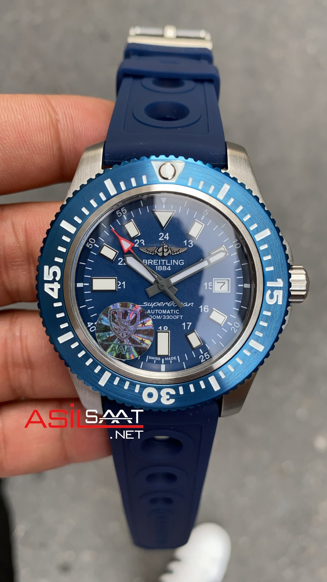 Breitling Superocean II Mavi BS2003