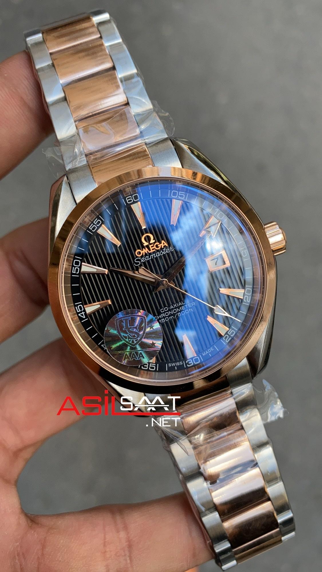 OMEGA Seamaster Aqua Terra OSAT005
