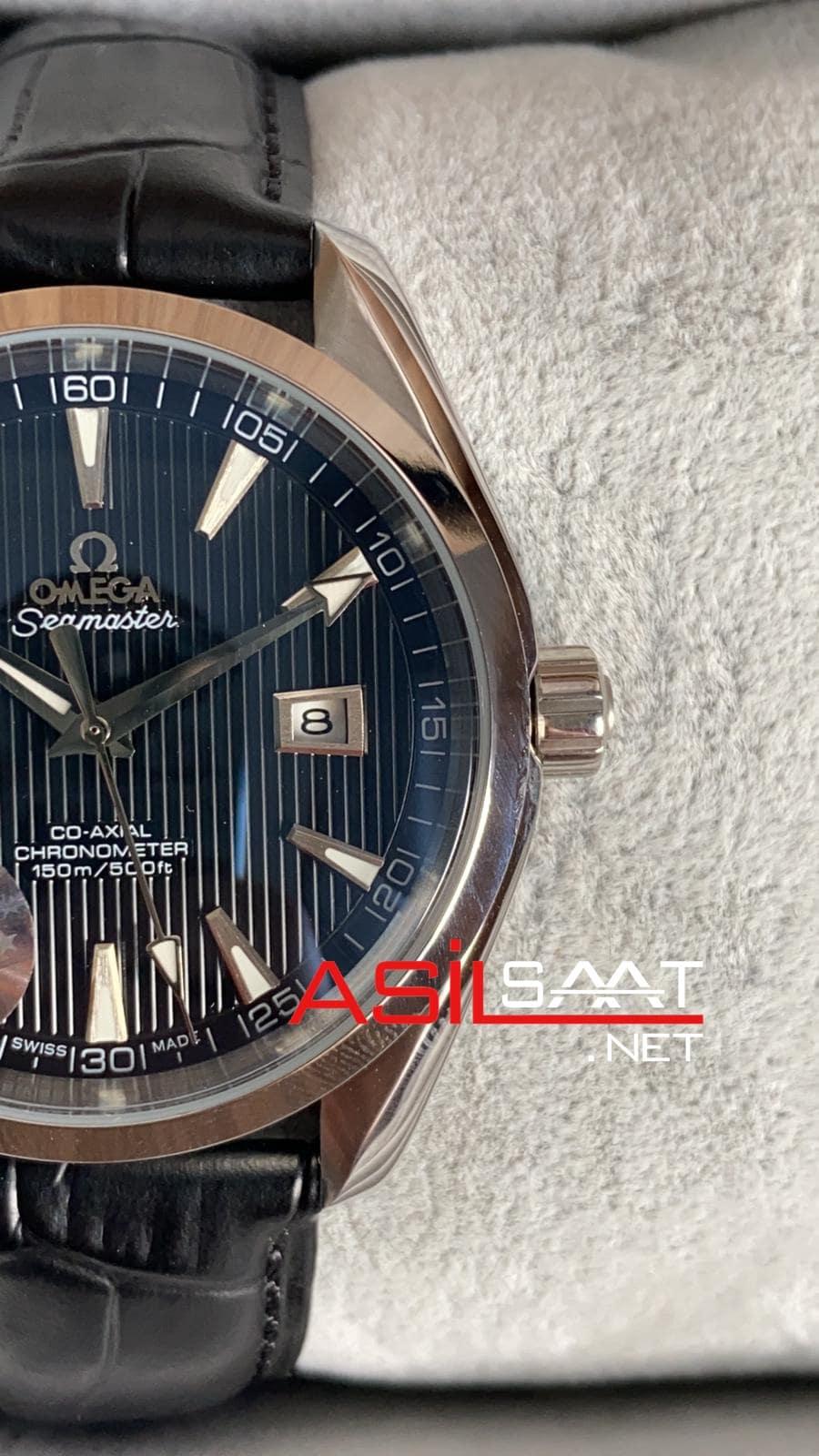 OMEGA Seamaster Aqua Terra OSAT006