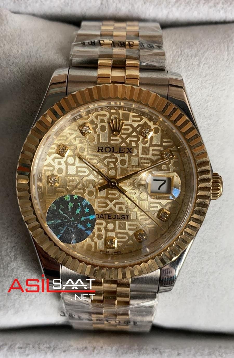Rolex Datejust Replika Saat ROLDJ033