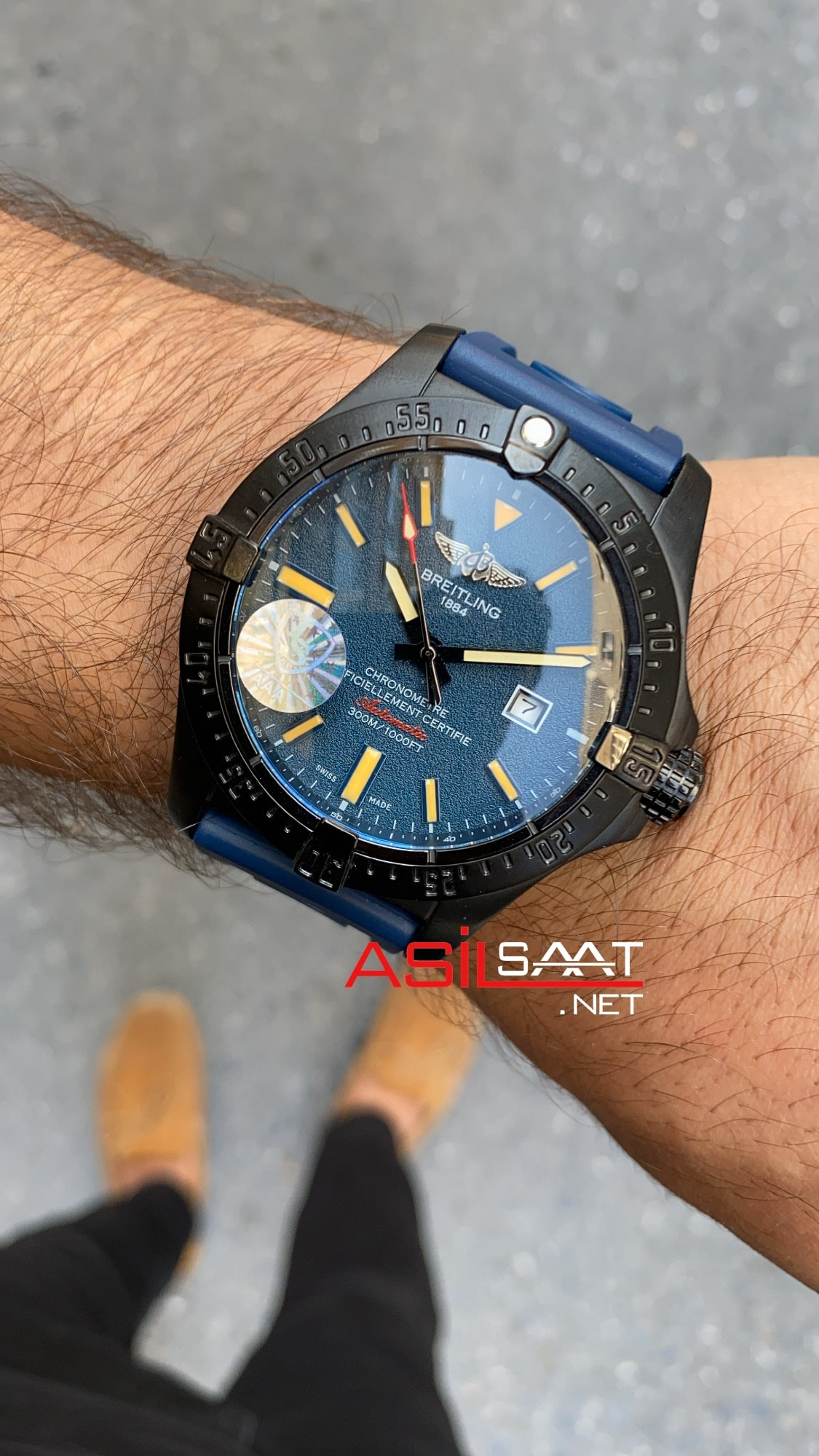 Breitling Avanger BAV006