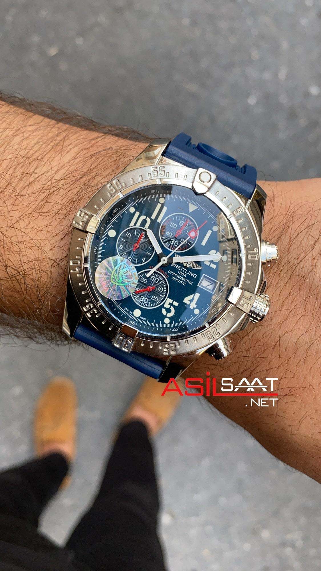 Breitling Avanger Mavi BAC004