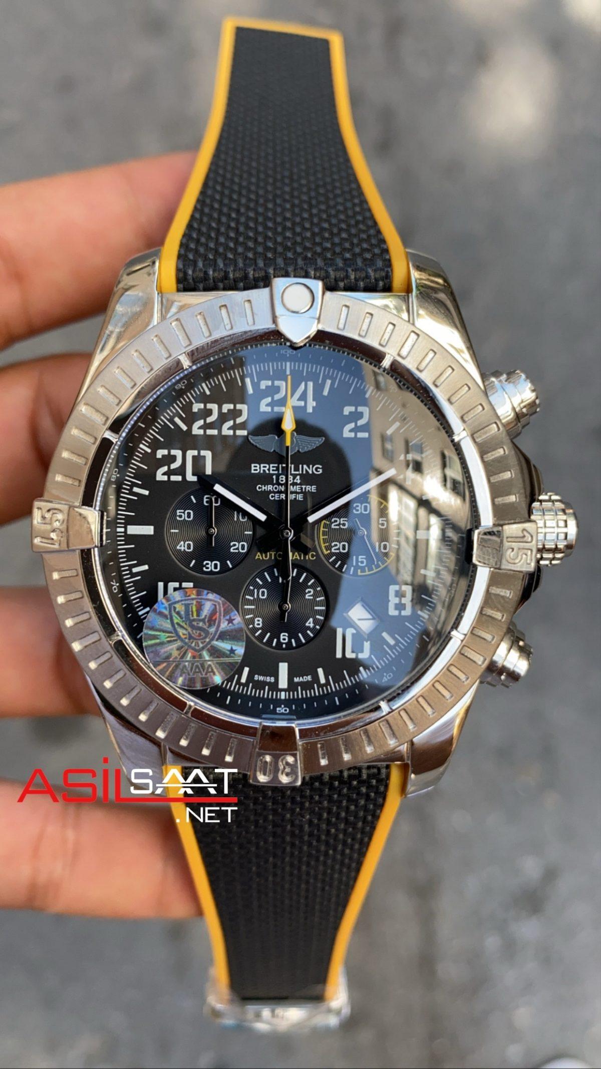 Breitling Avanger Night Mission BANM001
