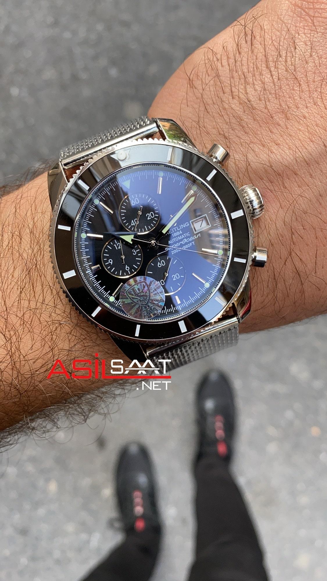Breitling Superocean BS001
