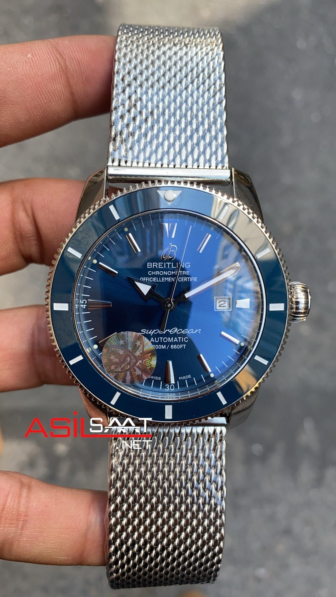 Breitling Superocean Heritage BS011