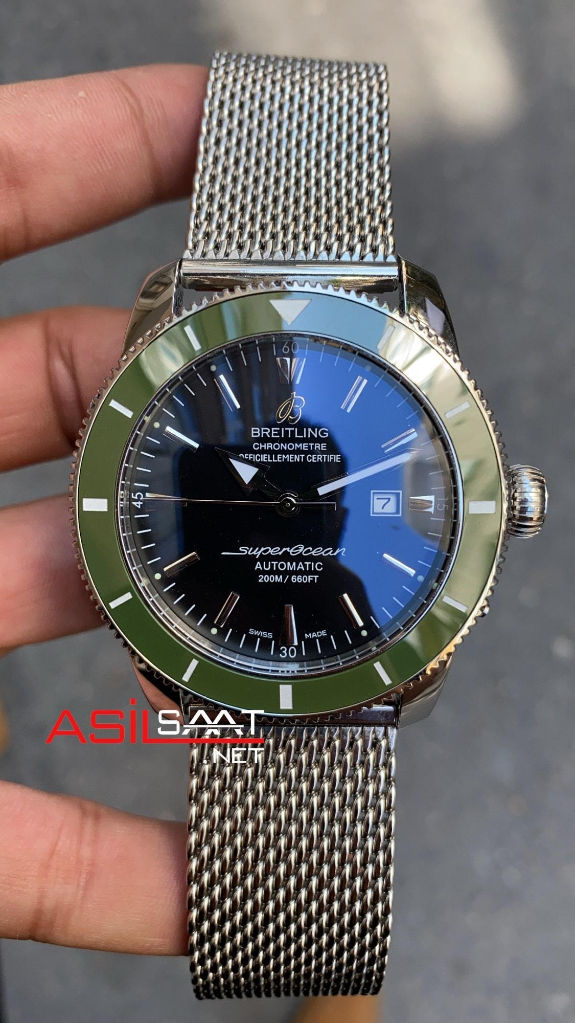 Breitling Superocean Heritage BS012