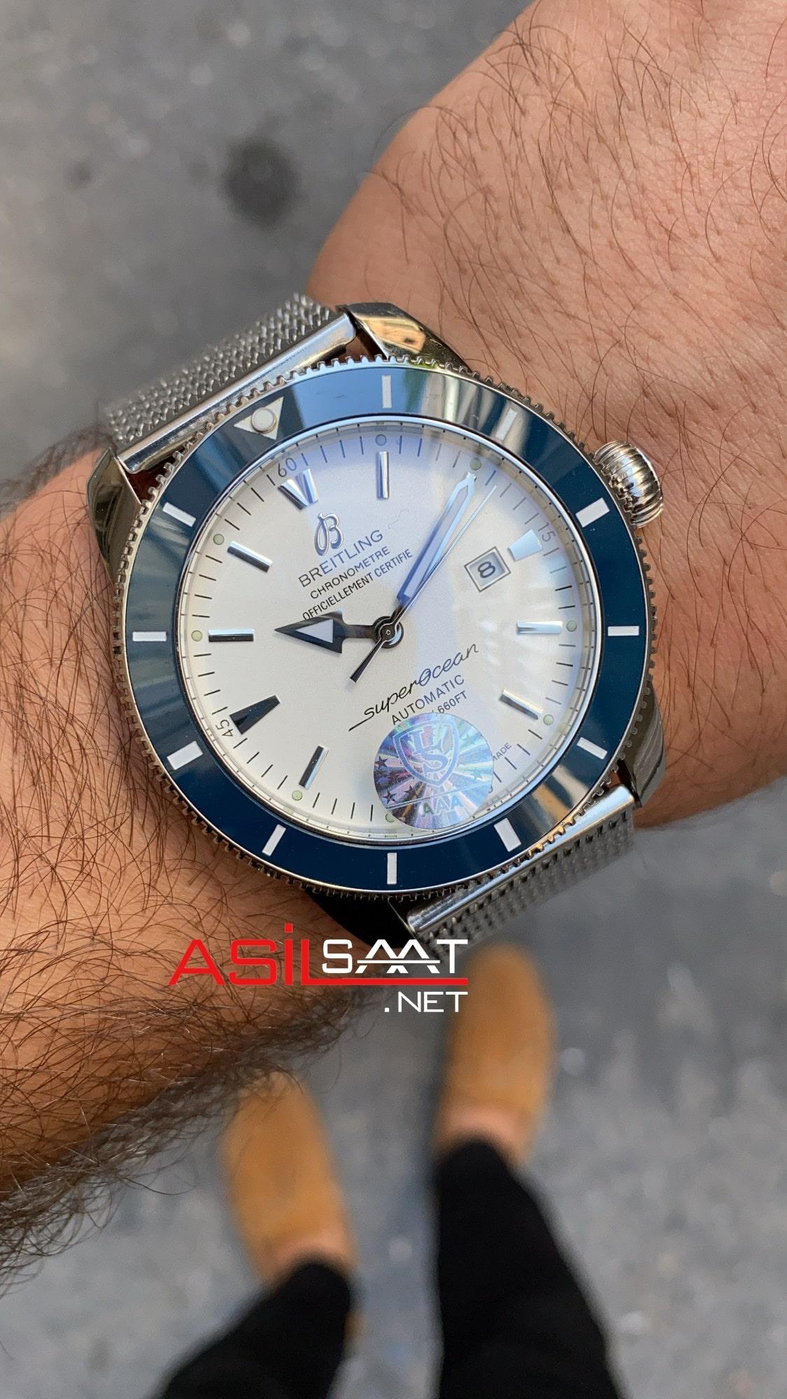 Breitling Superocean Heritage BS013