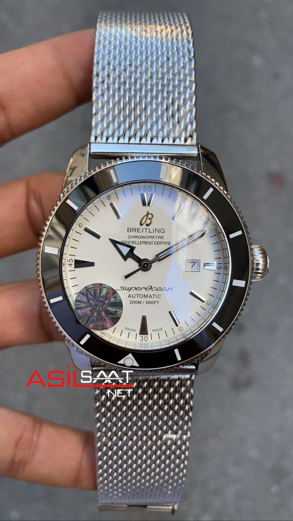 Breitling Superocean Heritage BS014
