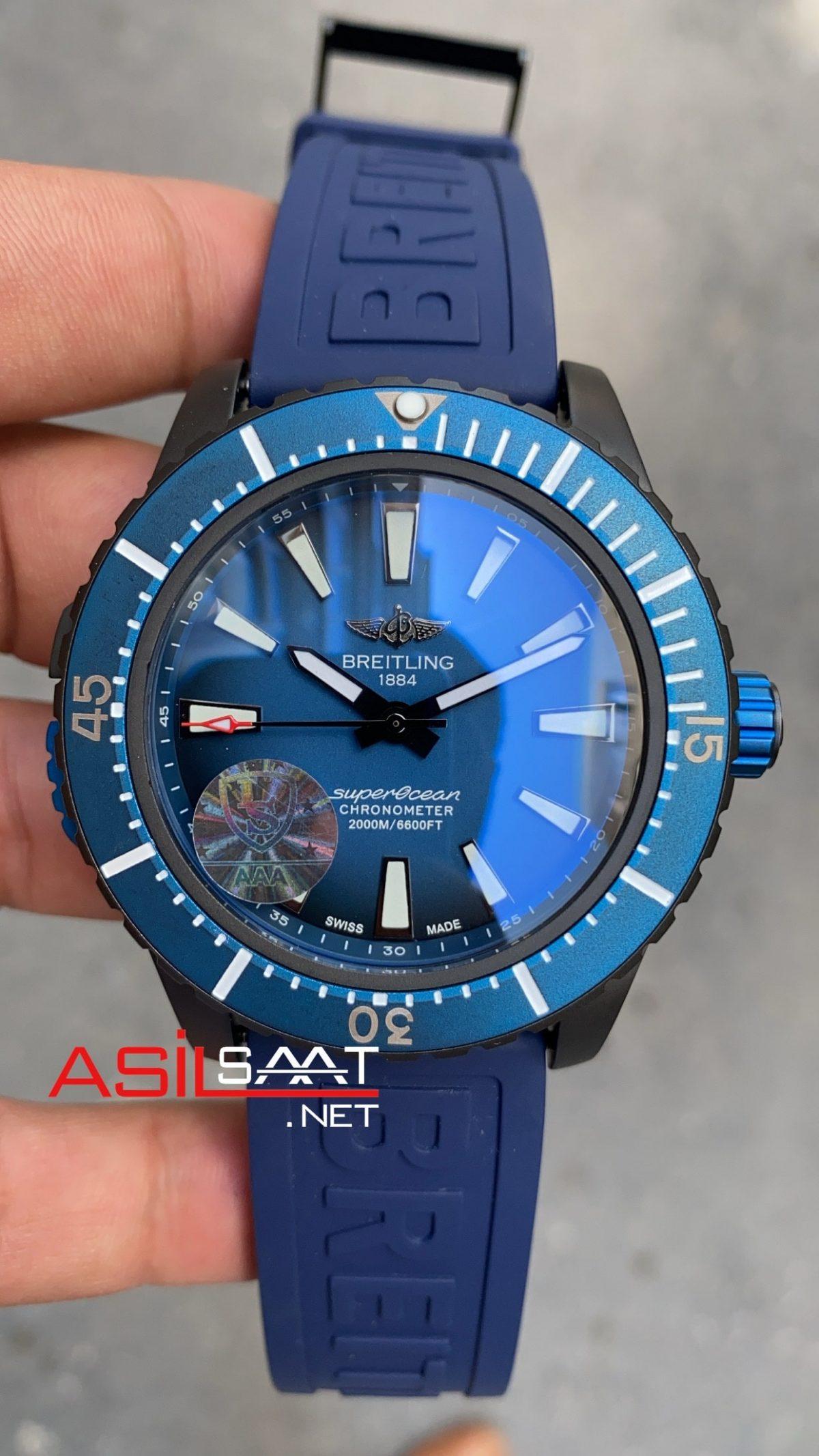 Breitling Superocean Manufacture Blue BSN002