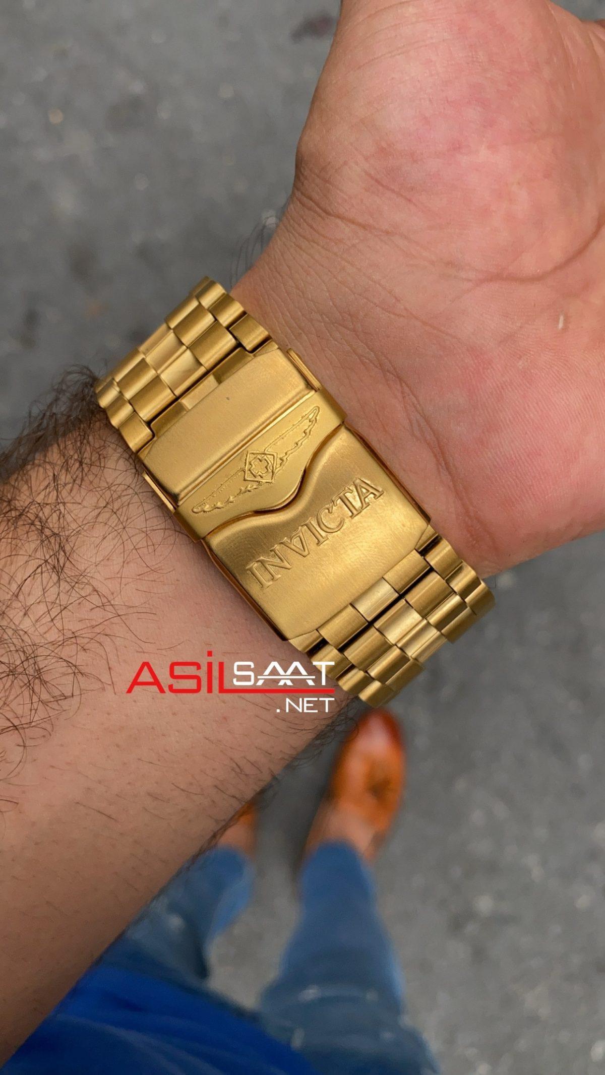 Invicta Zeusbolt Gold IZB001