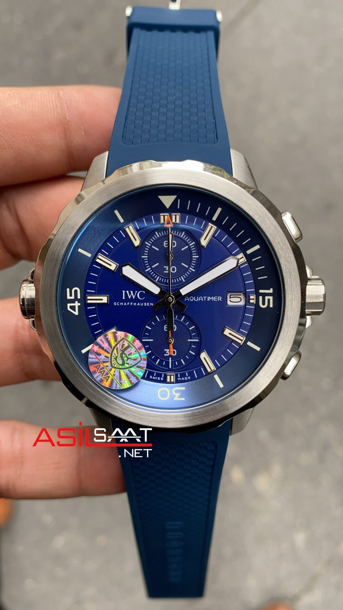Iwc Aquatimer Mavi IAQ002
