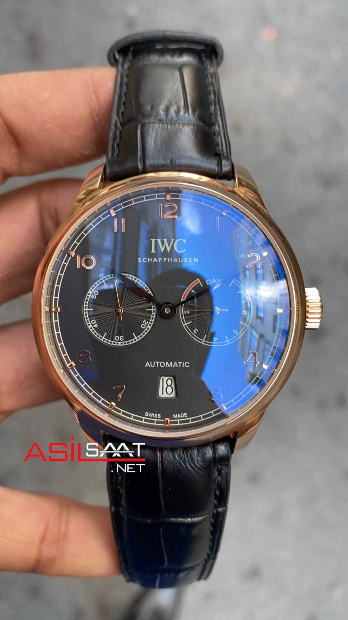 Iwc Portuguese IPR001