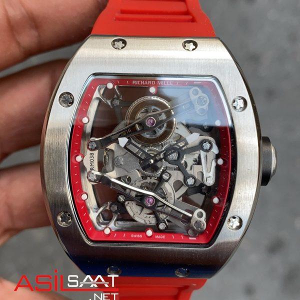 Richard Mille RM038 Kırmızı RMS005