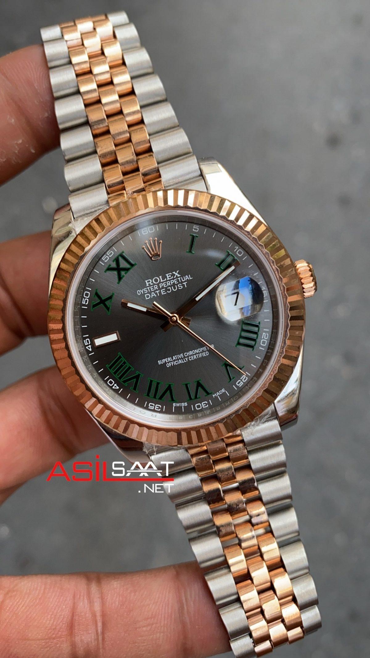Rolex Datejust Wimbledon RDE001