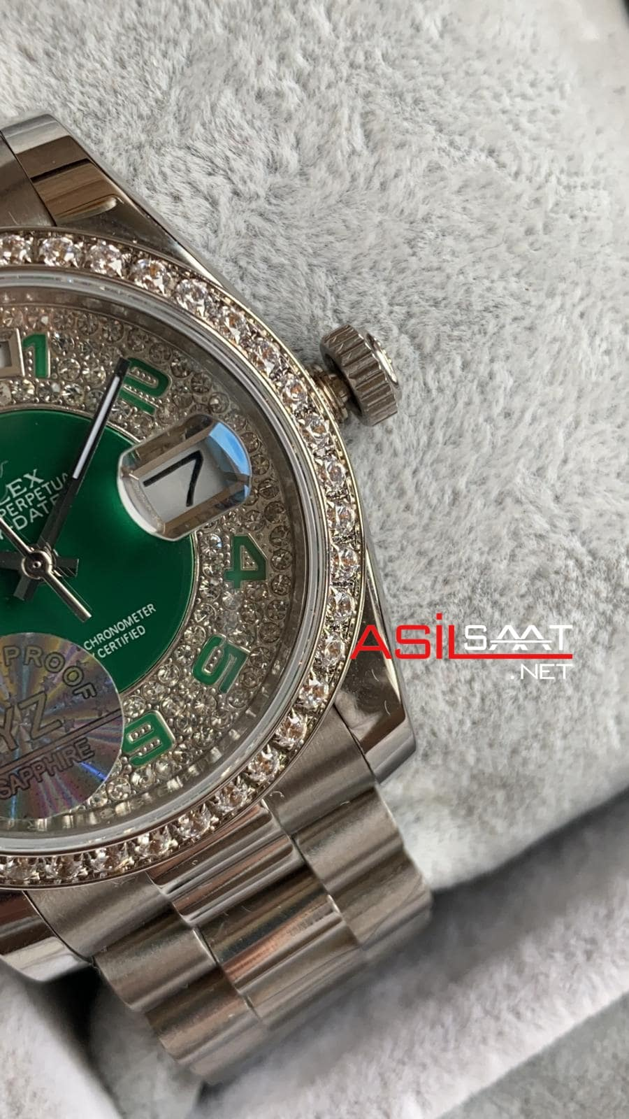 Rolex Day Date Bayan 36 mm RBA001