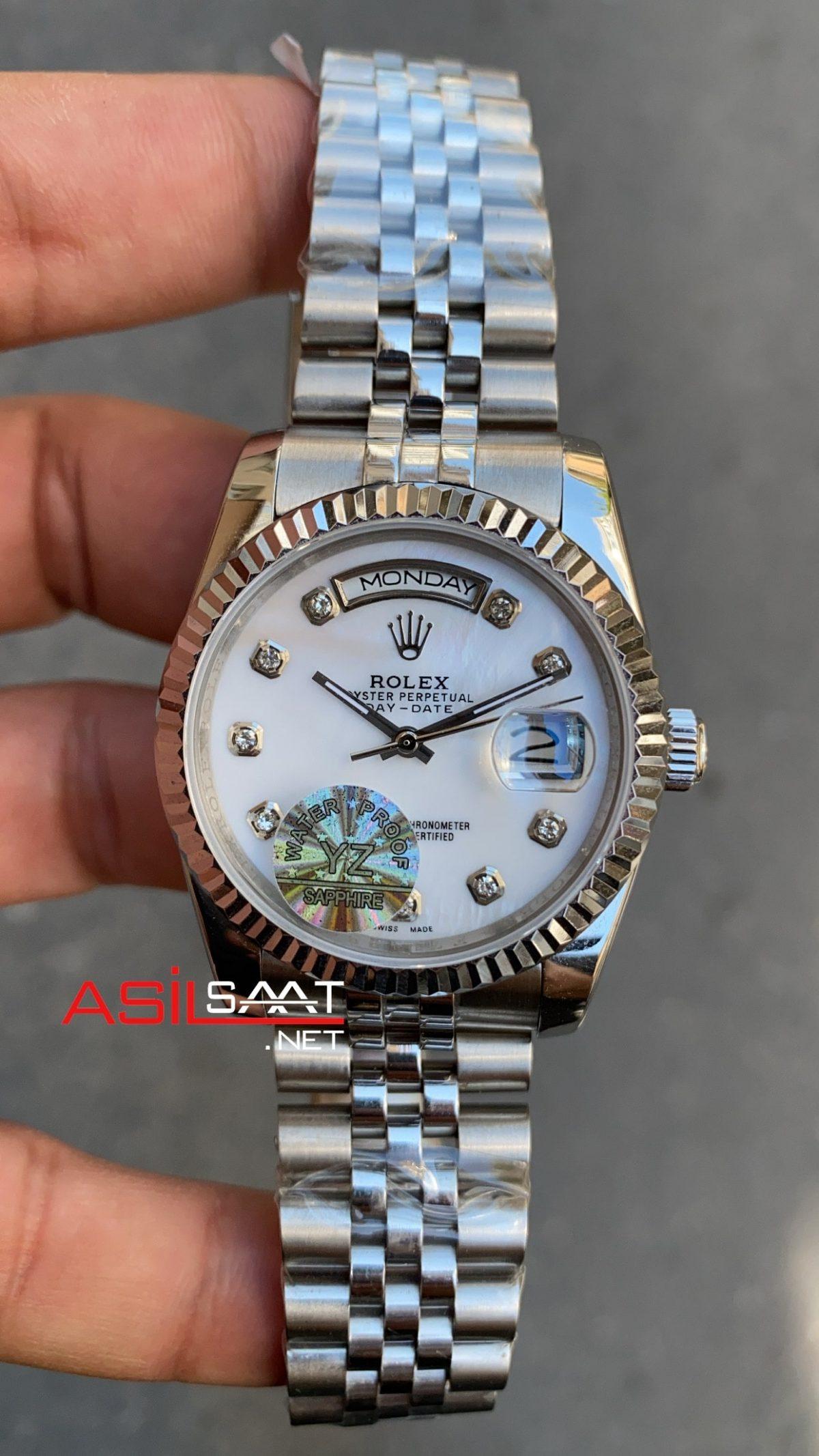 Rolex Day Date Bayan 36 mm RBA002