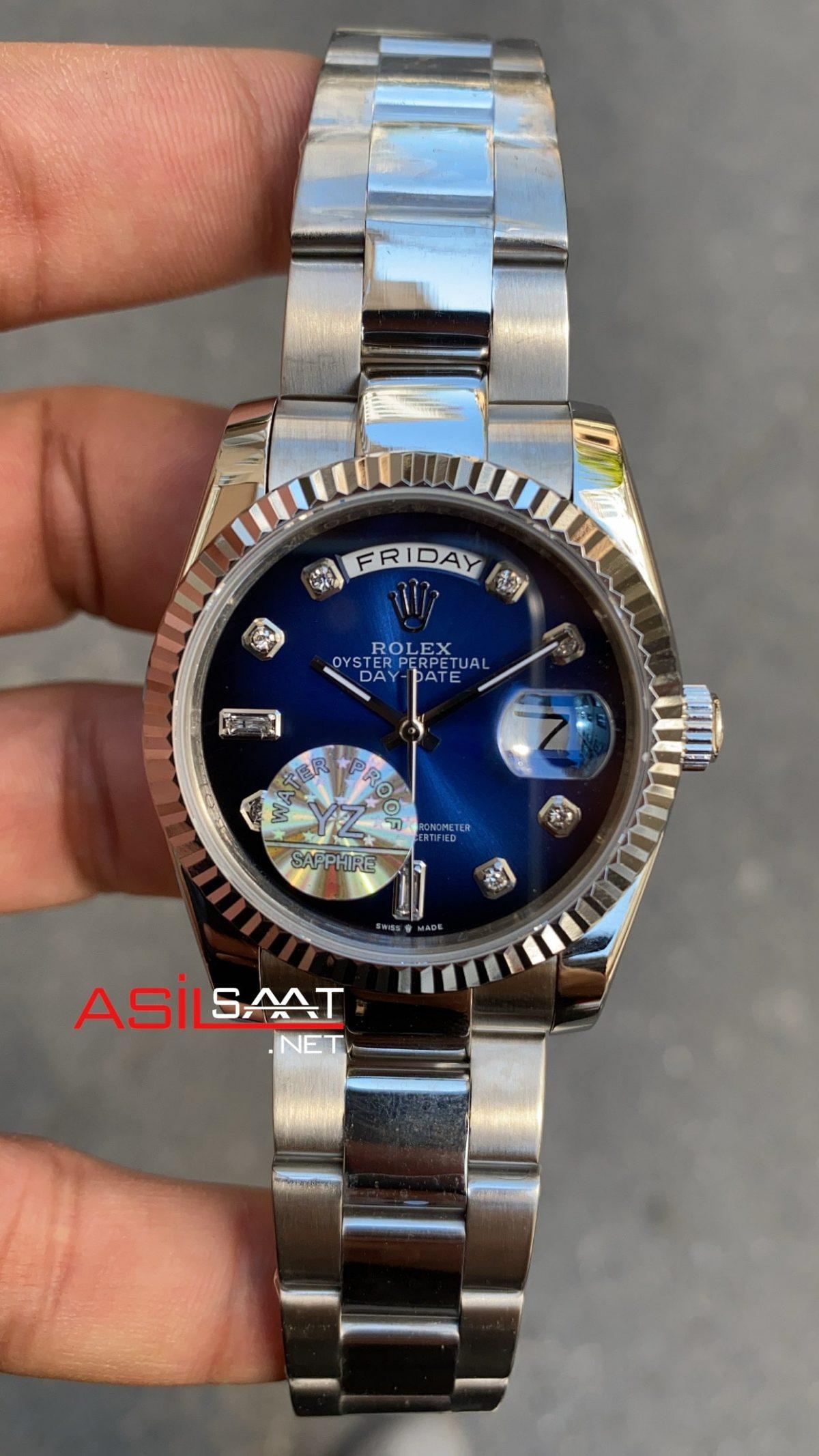 Rolex Day Date Bayan 36 mm RBA003