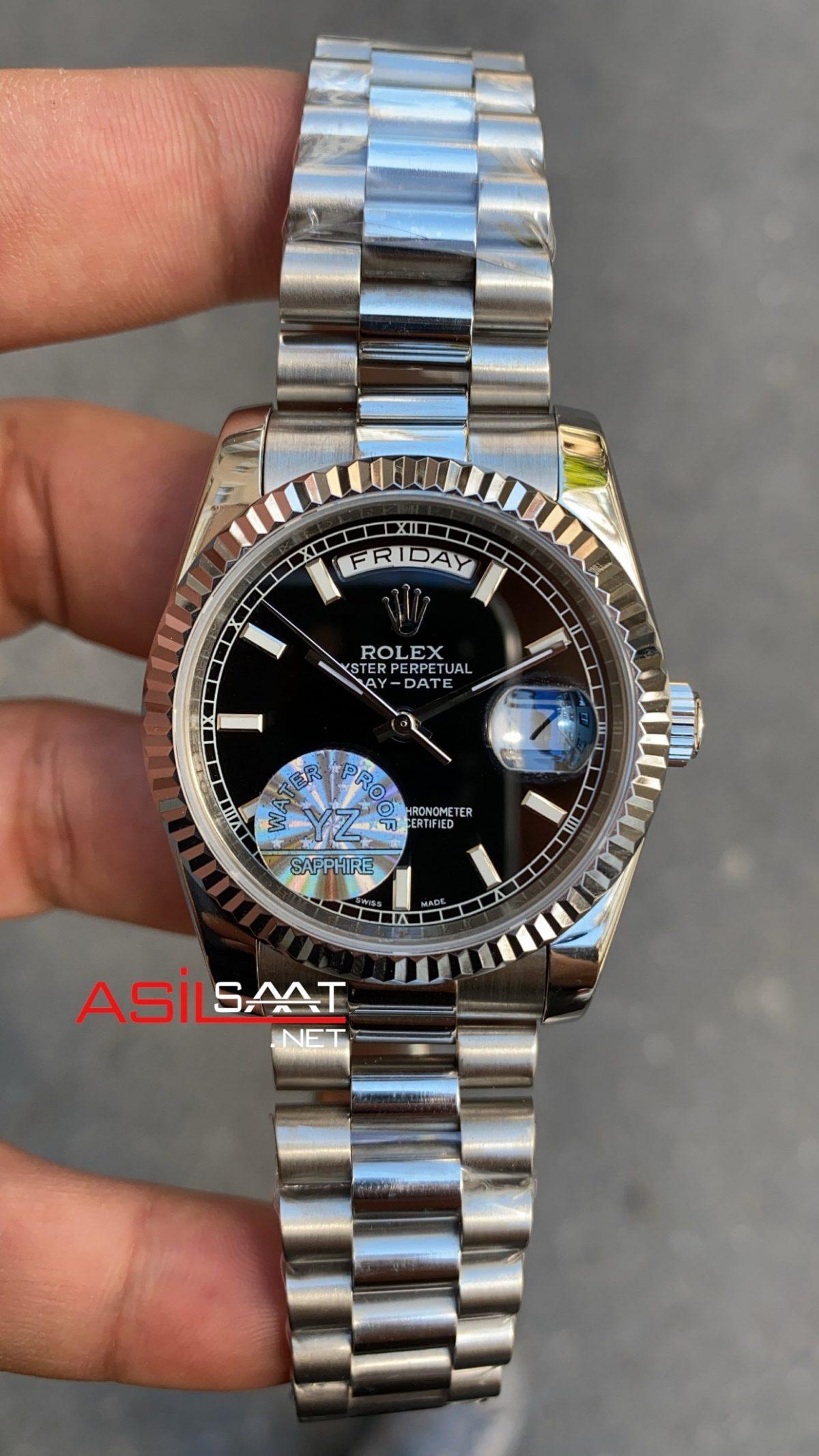 Rolex Day Date Bayan 36 mm RBA004
