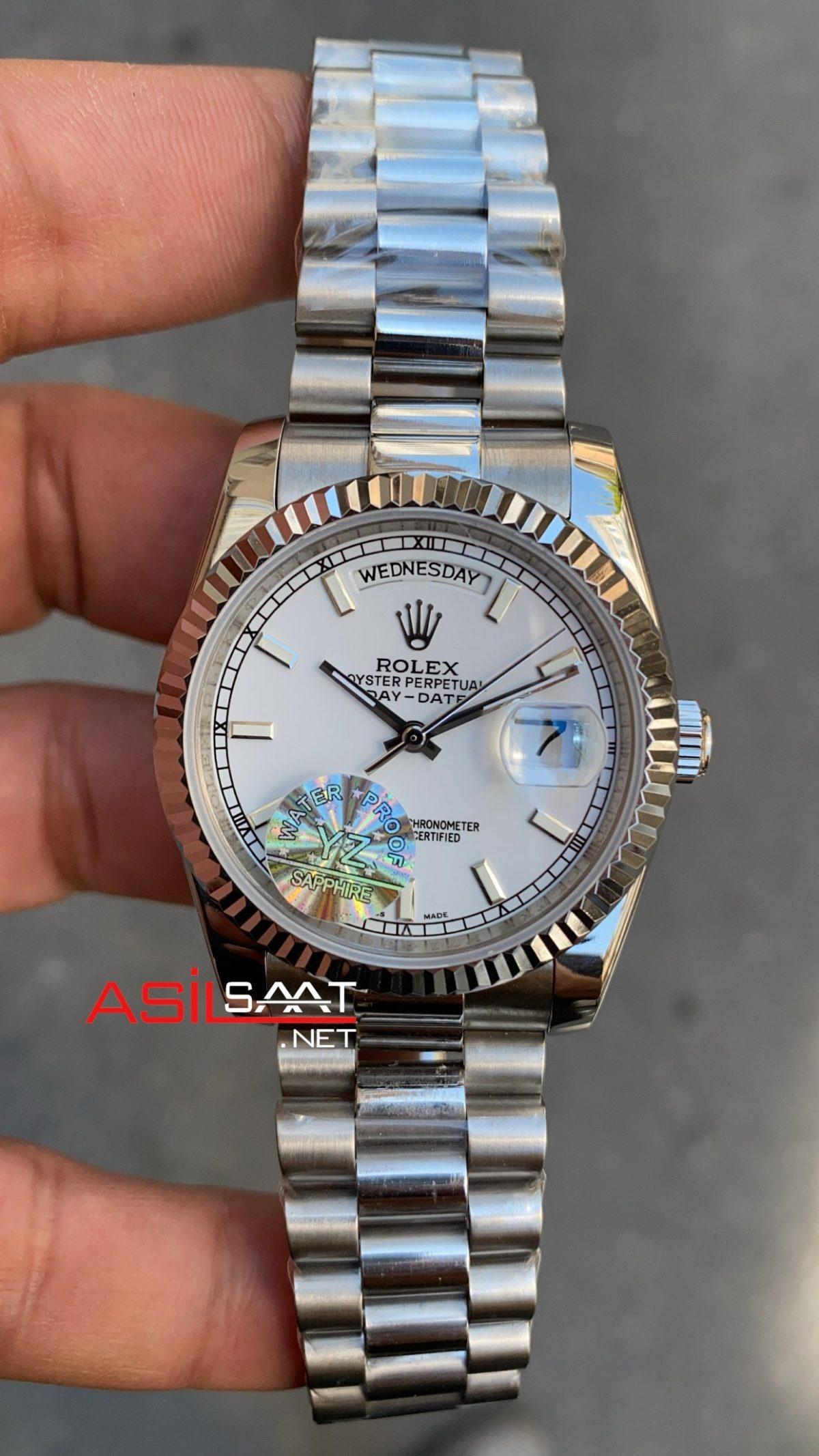 Rolex Day Date Bayan 36 mm RBA005