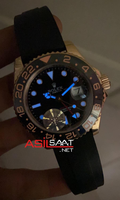 Rolex Gmt Master II Rubber Everose ROLG006