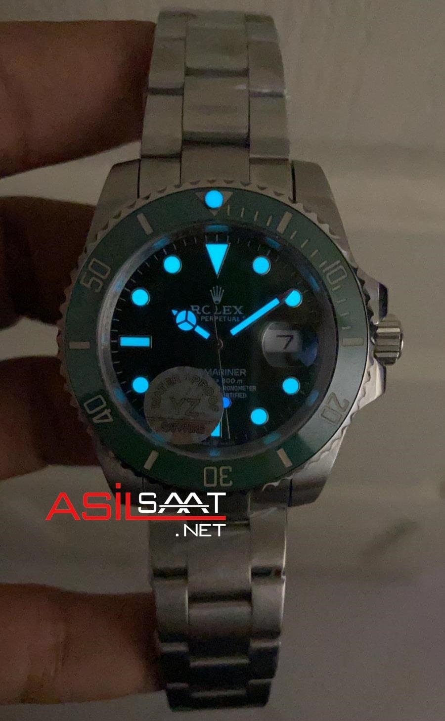 Rolex Submariner Hulk 116610LV ROLS003