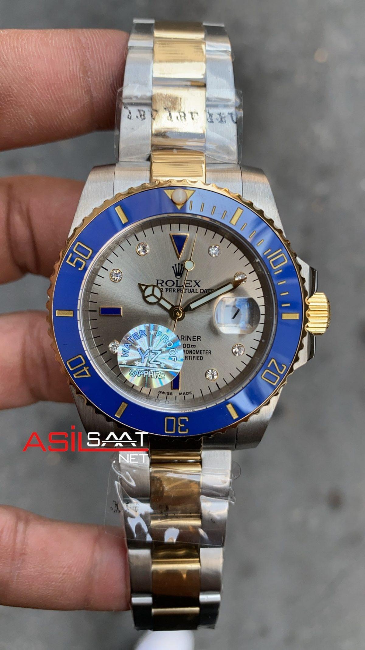 Rolex Submariner Serti 16613 ROLS009
