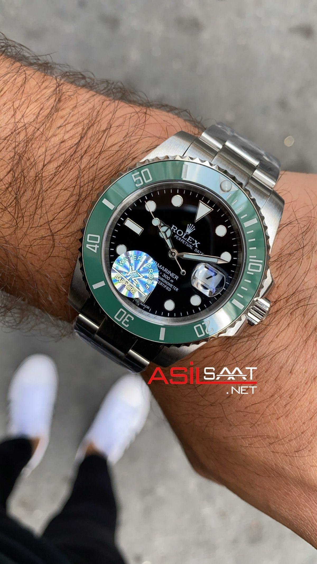Rolex Submariner Starbucks 126610 LV ROLS004