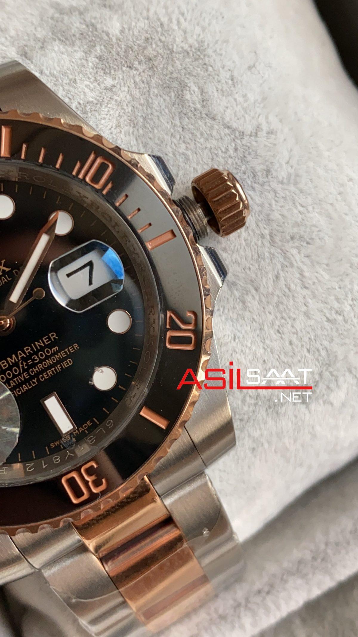 Rolex Submariner Two Tone ROLS010