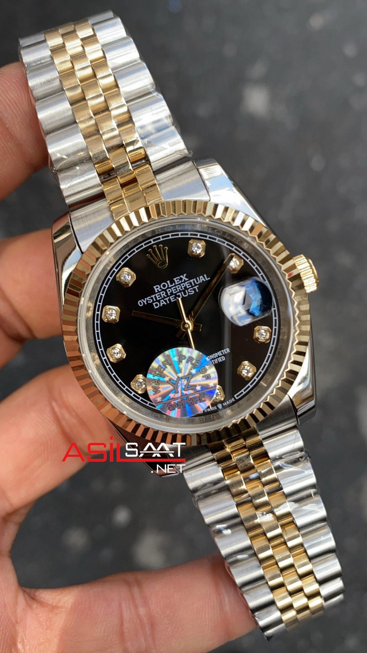 Rolex Datejust Bayan 36 mm 116223 RBA069