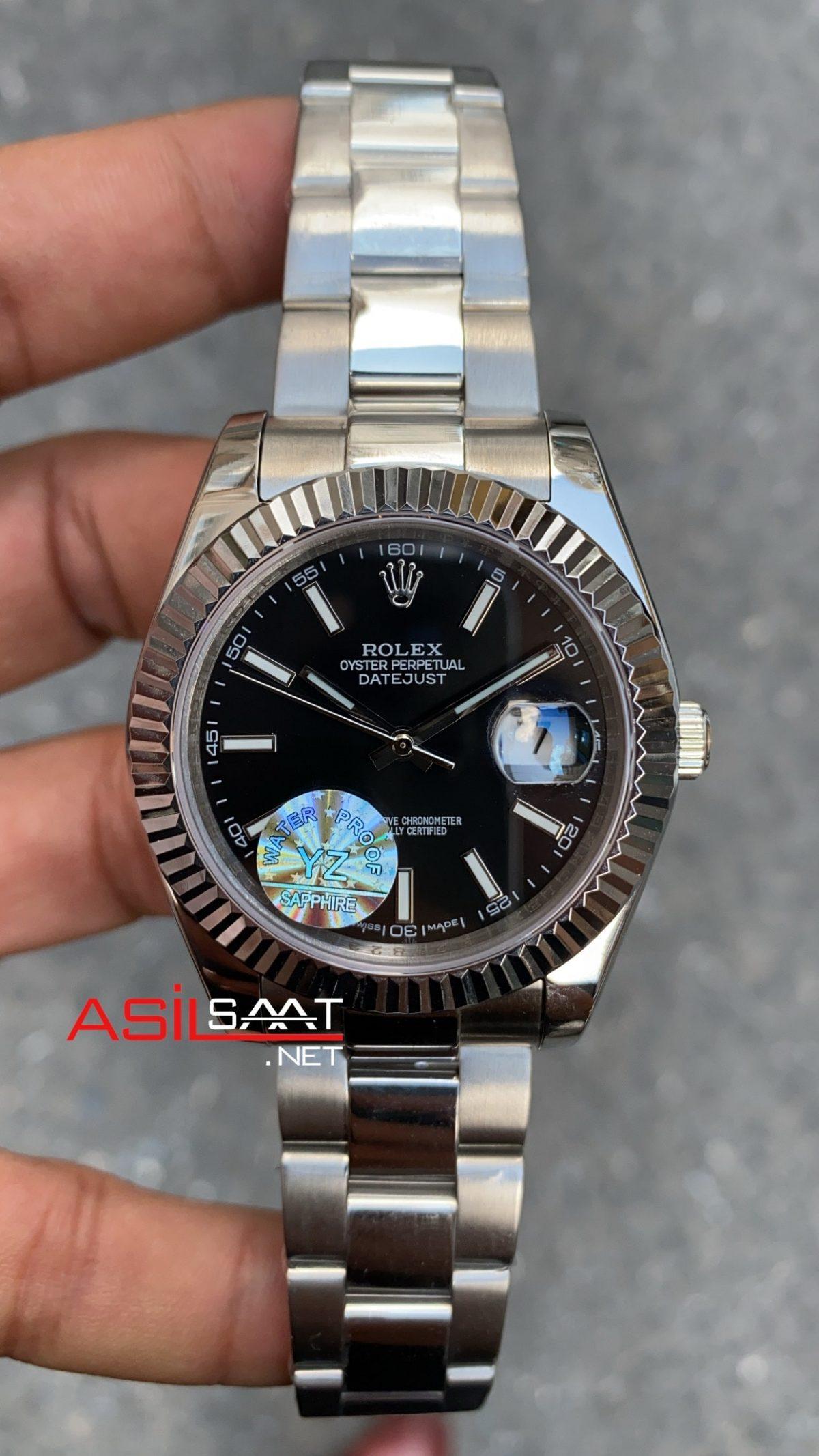 Rolex Datejust Dial Black 126334 ROLDJ005