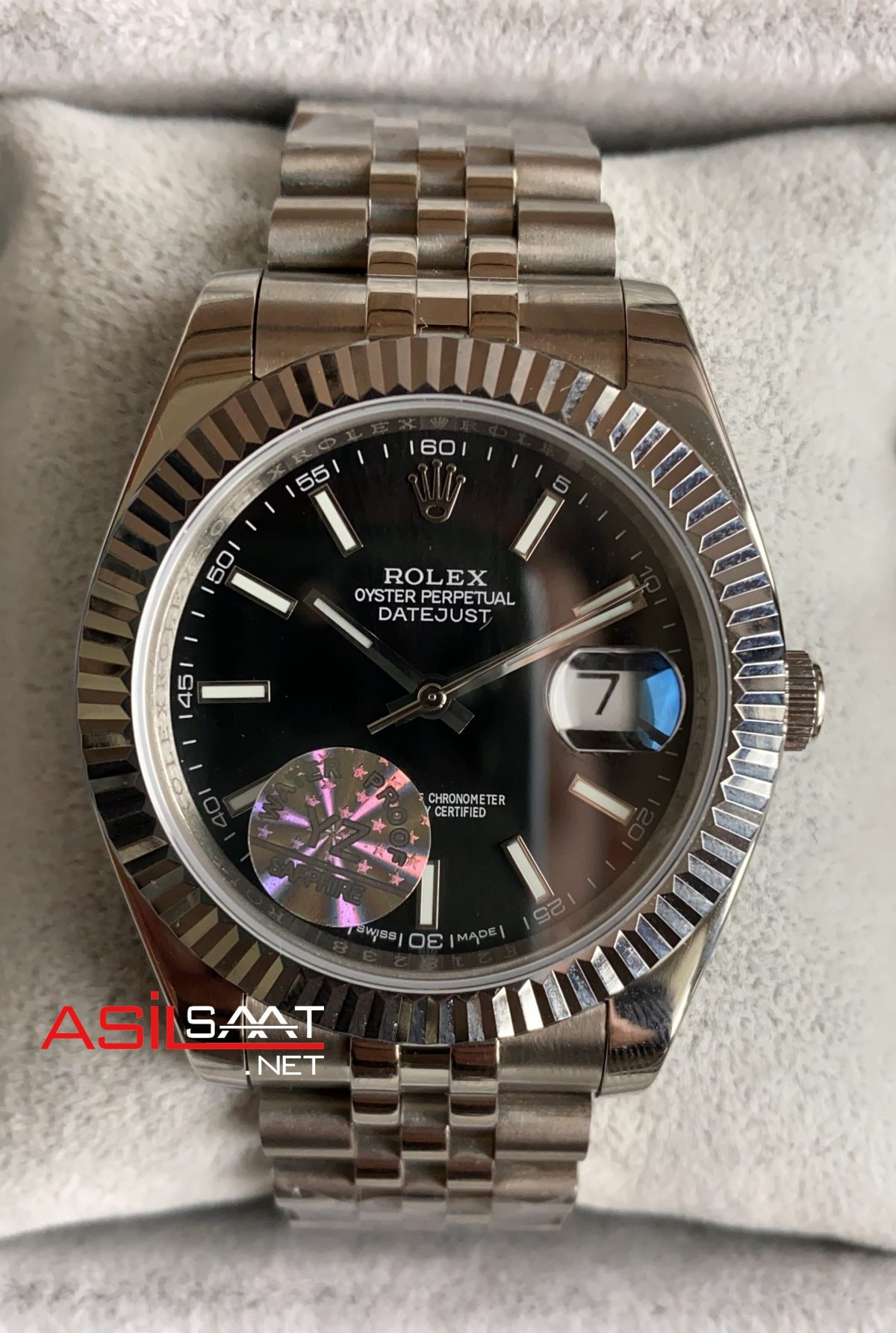 Rolex Datejust Jubilee 126334 Dial Black ROLDJ001