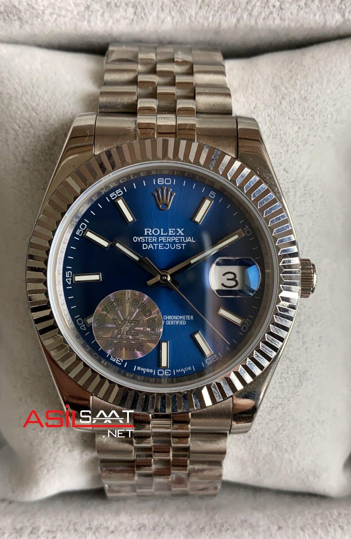 Rolex Datejust Jubilee 126334 Dial Blue ROLDJ002