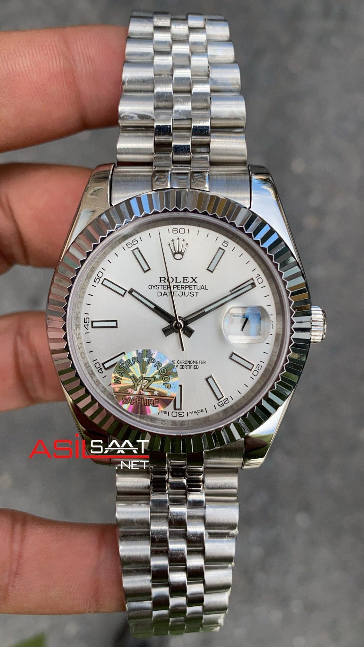 Rolex Datejust Jubilee 126334 Dial White ROLDJ003