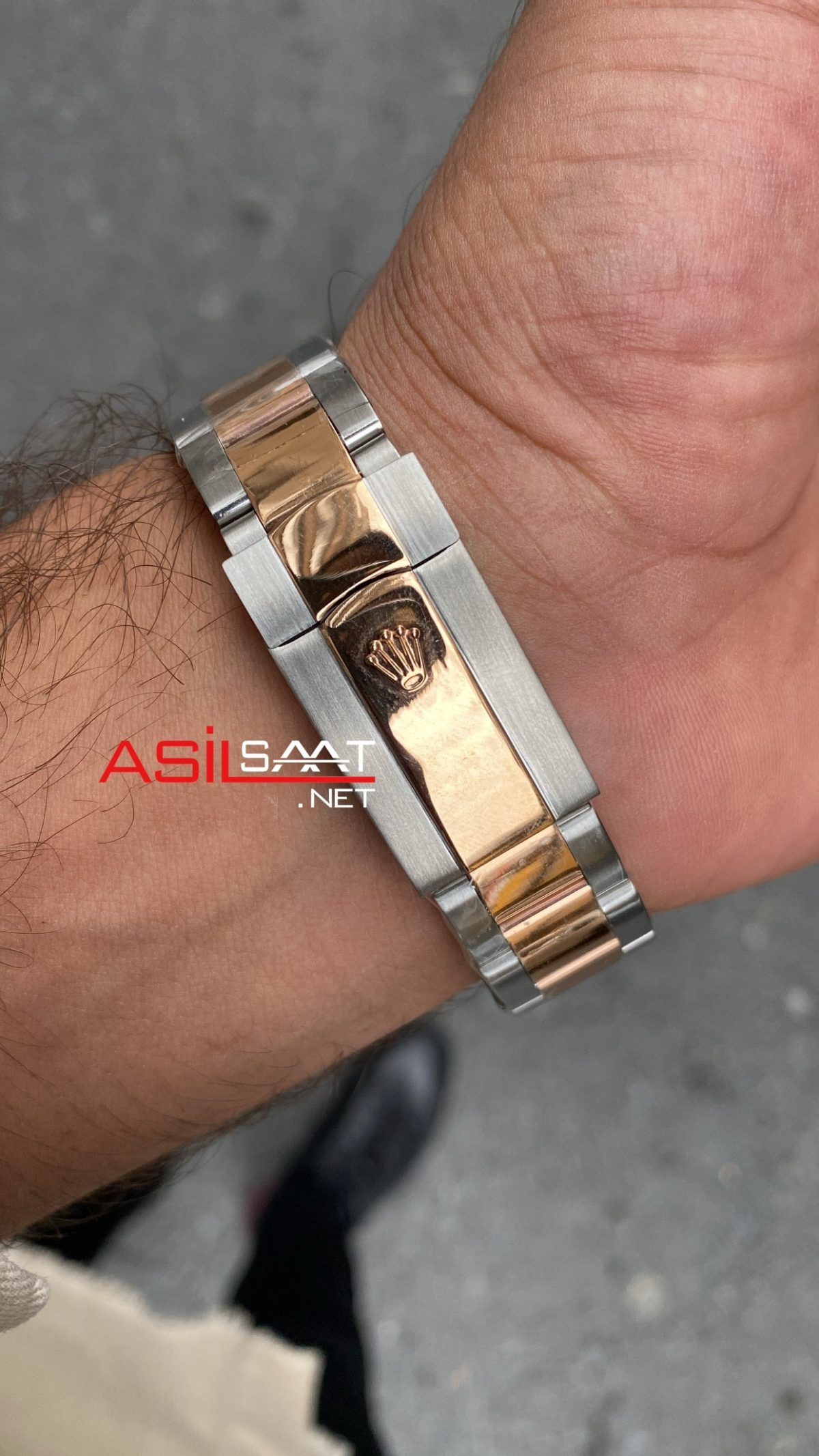 Rolex Datejust Oyster 126331 Chocolate Dial Diamond ROLDJ036