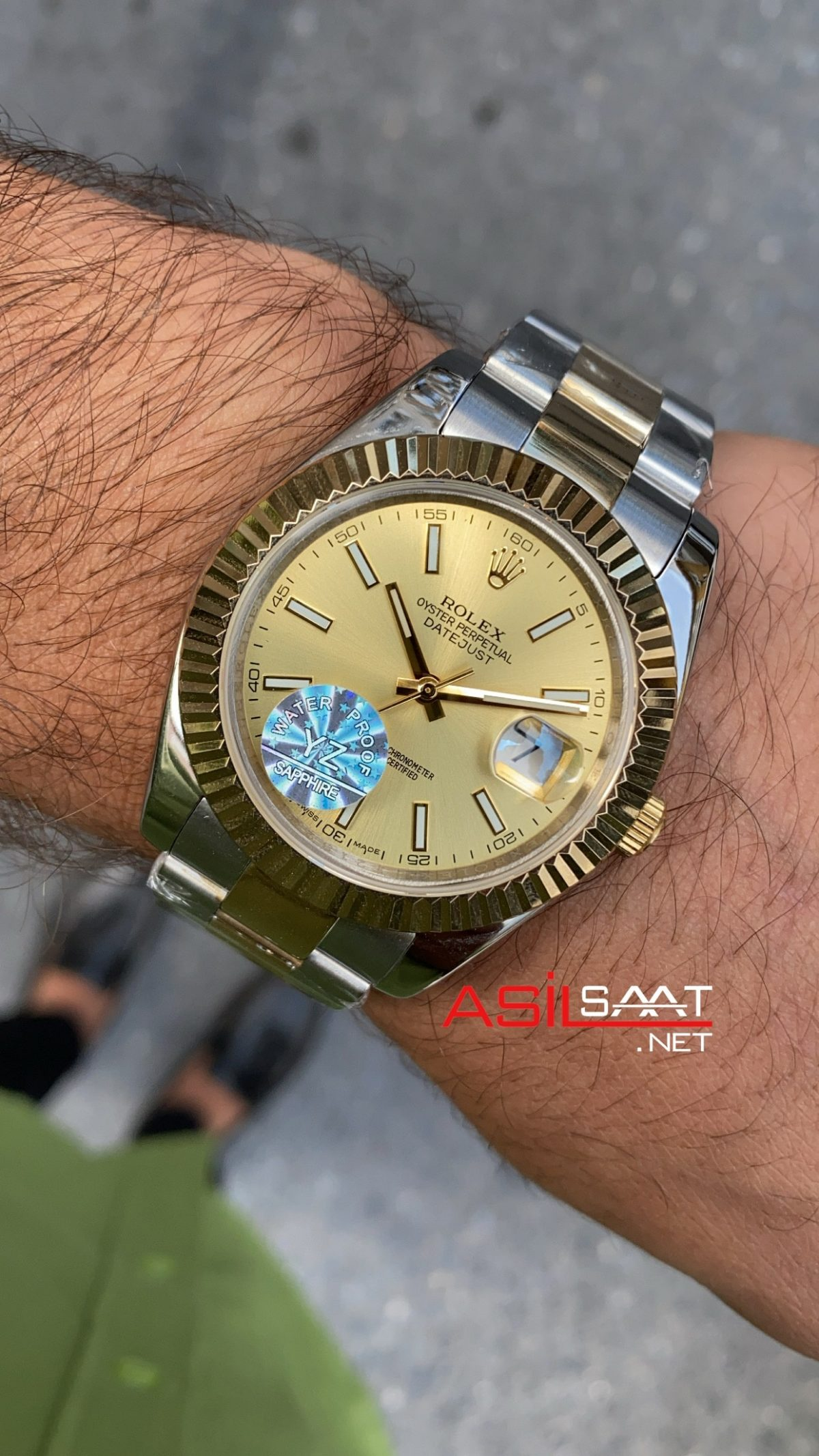 Rolex Datejust Oyster 126333 Champagne Dial ROLDJ019